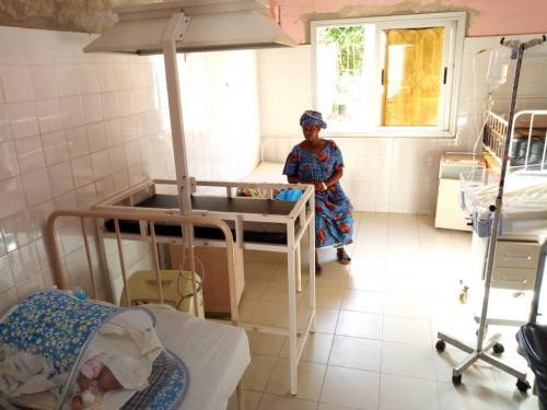 Hospital Yousoou Mbargane D. De Rufisque